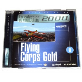 Juego PC Flying Corps Gold (segunda mano)