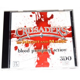 Juego PC Crusaders of Might and Magic (segunda mano)