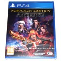 Juego Playstation 4 Nobunaga's Ambition: Sphere of Influence Acension (nuevo)