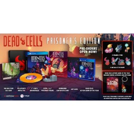 Juego Playstation 4 Dead Cells The Prisioner's Edition