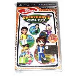 Outlet Juego PSP Everybody's Golf 2 (nuevo)