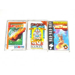 Pack juegos Marsport+Conquest+Vector Ball (outlet)