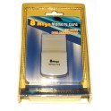 Outlet Memory Card Game Cube/Wi 8Mb