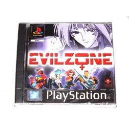Juego Playstation Evil Zone (precintado)