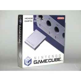 Memory Card Gamecube 59 bloques oficial