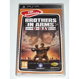 Juego PSP Brothers in Arms: D-DAY (nuevo)