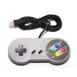Mando SuperNintendo USB