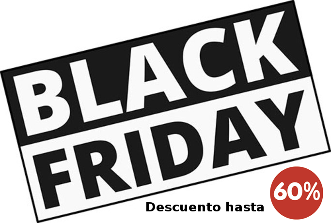 Black Friday hasta el domimgo