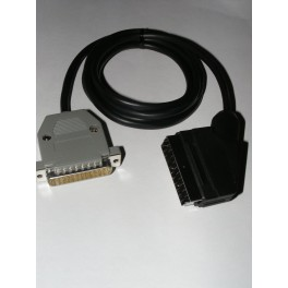 Cable RGB-SCART Exelvision EXL 100/Exeltel