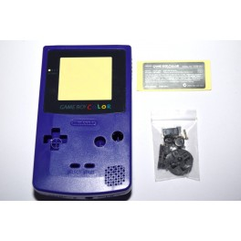 Carcasa GameBoy Color Morado