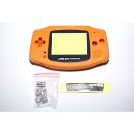 Carcasa GameBoy Advance Naranja