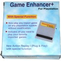 Action replay Game Enhancer+ Playstation