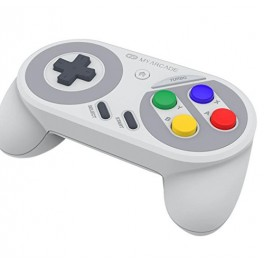 Super Gamepad inalámbrico NES/SNES mini/Wii/WiiU