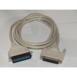 Cable Centronics paralelo
