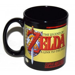 Taza mando The Legend of Zelda SNES