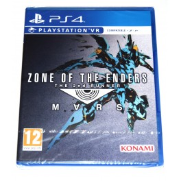 Juego Playstation 4 Zone of Enders 2nd Runner Mars (nuevo)