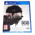 Juego Playstation 4 The Walking Dead The Telltale Definitive Series (nuevo)