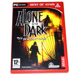 Juego PC Alone in the dark: The New Nightmare (segunda mano)
