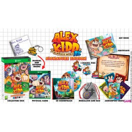 Juego Xbox One Alex Kidd in Miracle World DX Signature Edition