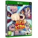 Juego Xbox One Alex Kidd in Miracle World DX (nuevo)