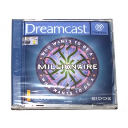 Juego Dreamcast Who Wants to be a Millionaire (nuevo)